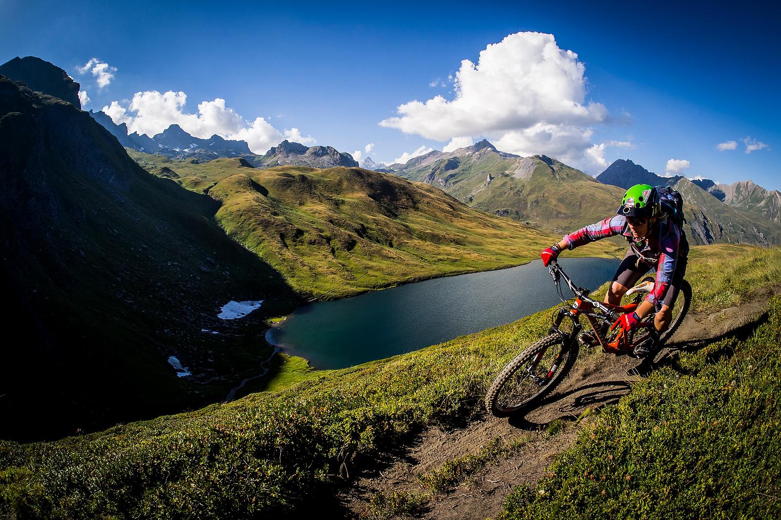 Epic Alpine Singletrack In La Thuile Italy 2013 Enduro