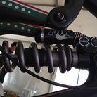 Prototype Fox RAD Coil Shock on Greg Minnaar's World Champs Bike
