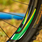 Greg Minnaar's Prototype Maxxis Single Ply Tire