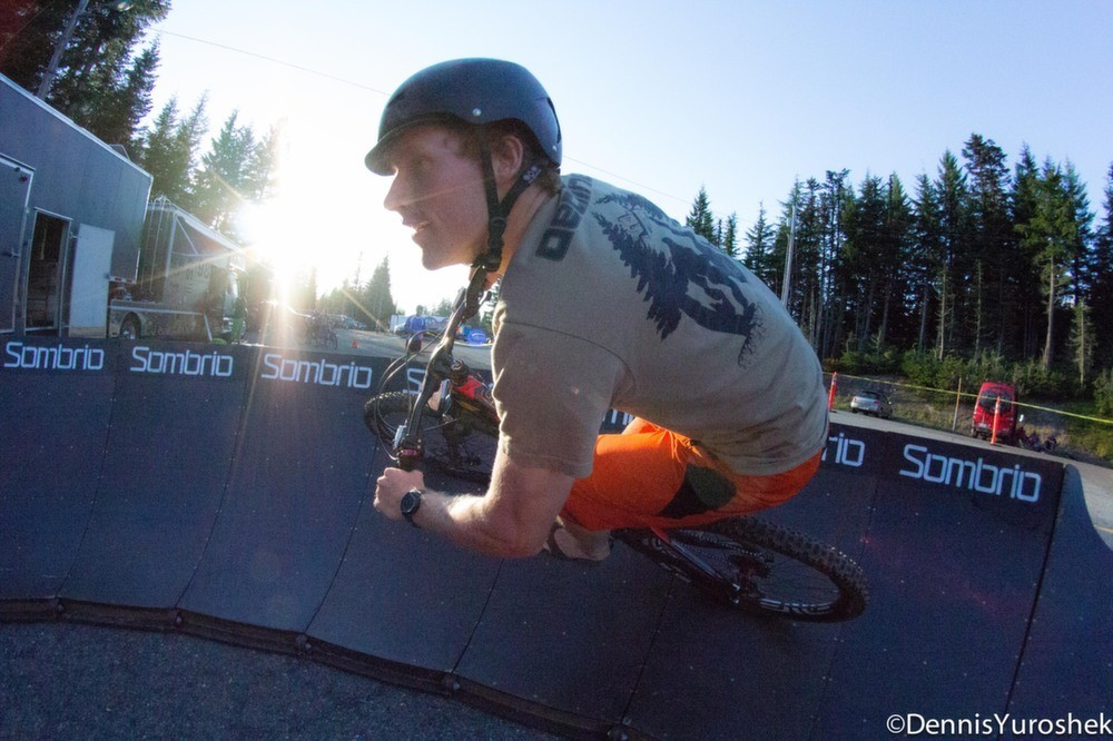 Kyle Warner Does it All. - PIT BITS: North American Enduro Tour, Mount Hood - Mountain Biking Pictures - Vital MTB