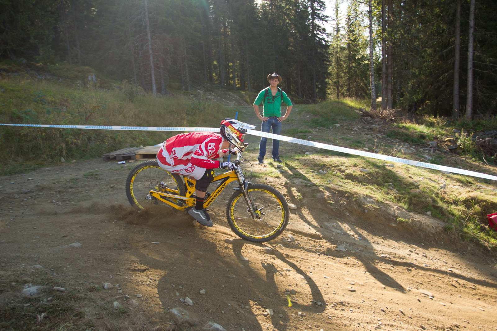 Nukeproof Pulse Bottomed Out - G-OUT PROJECT: Hafjell World Cup - Mountain Biking Pictures - Vital MTB