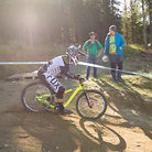 Commencal Supreme DH Bottomed Out