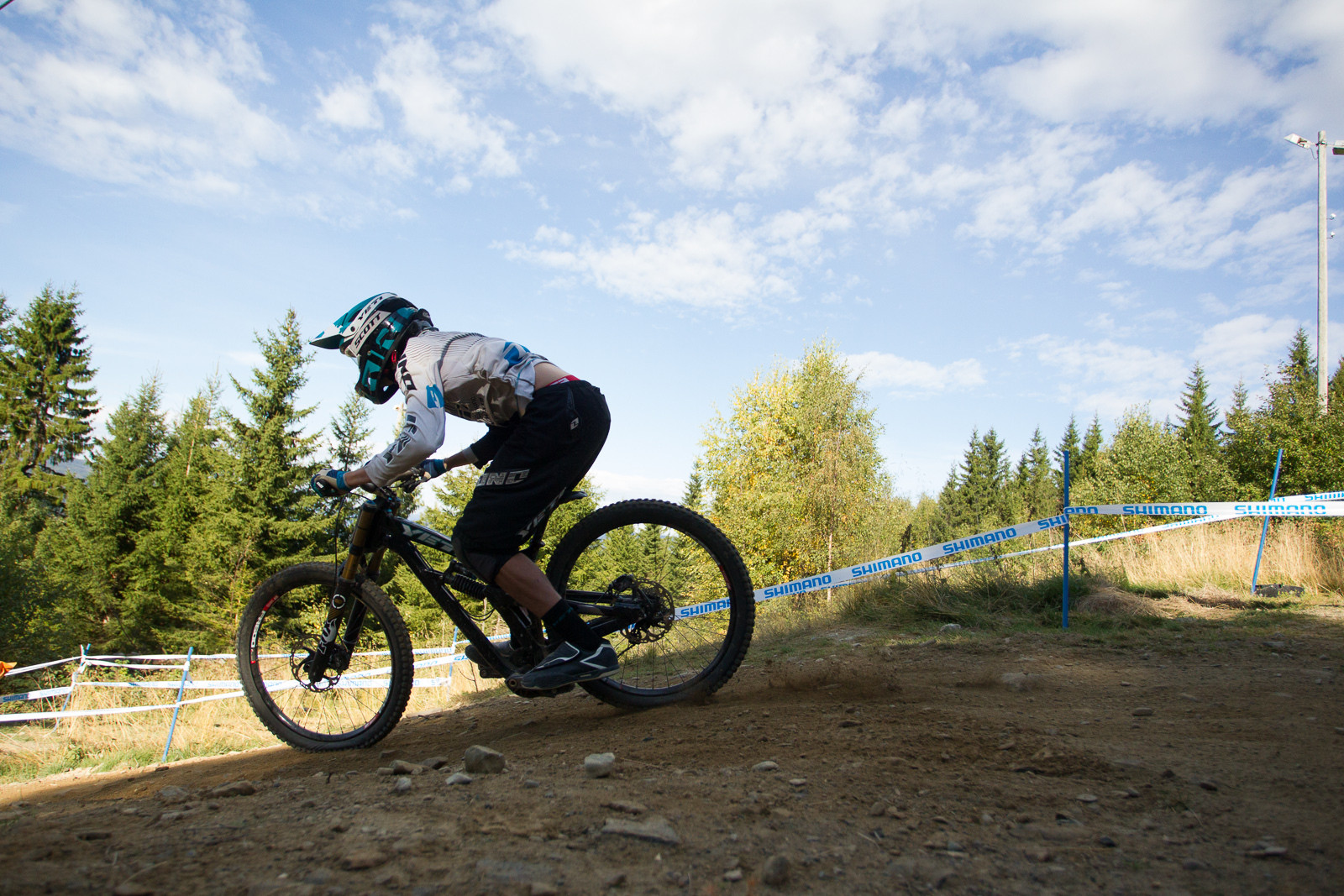 Yeti 303 WC Bottomed Out - G-OUT PROJECT: Hafjell World Cup - Mountain Biking Pictures - Vital MTB