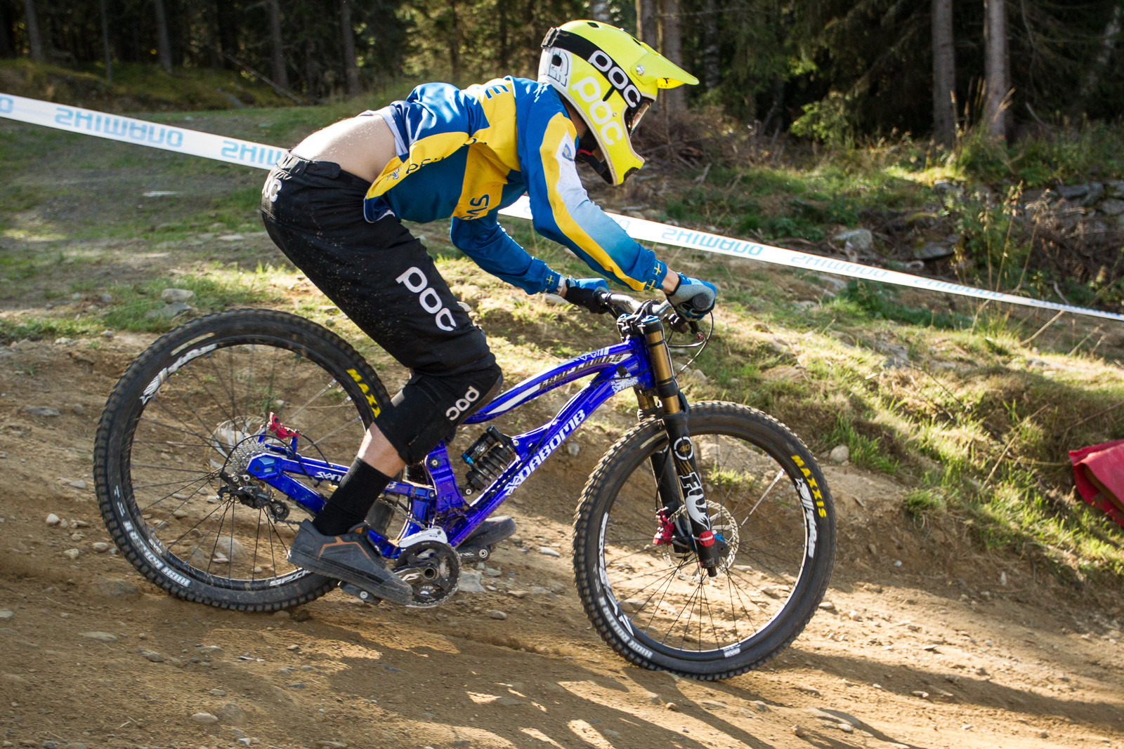 Da Bomb 27.5 DH Bottomed Out - G-OUT PROJECT: Hafjell World Cup - Mountain Biking Pictures - Vital MTB