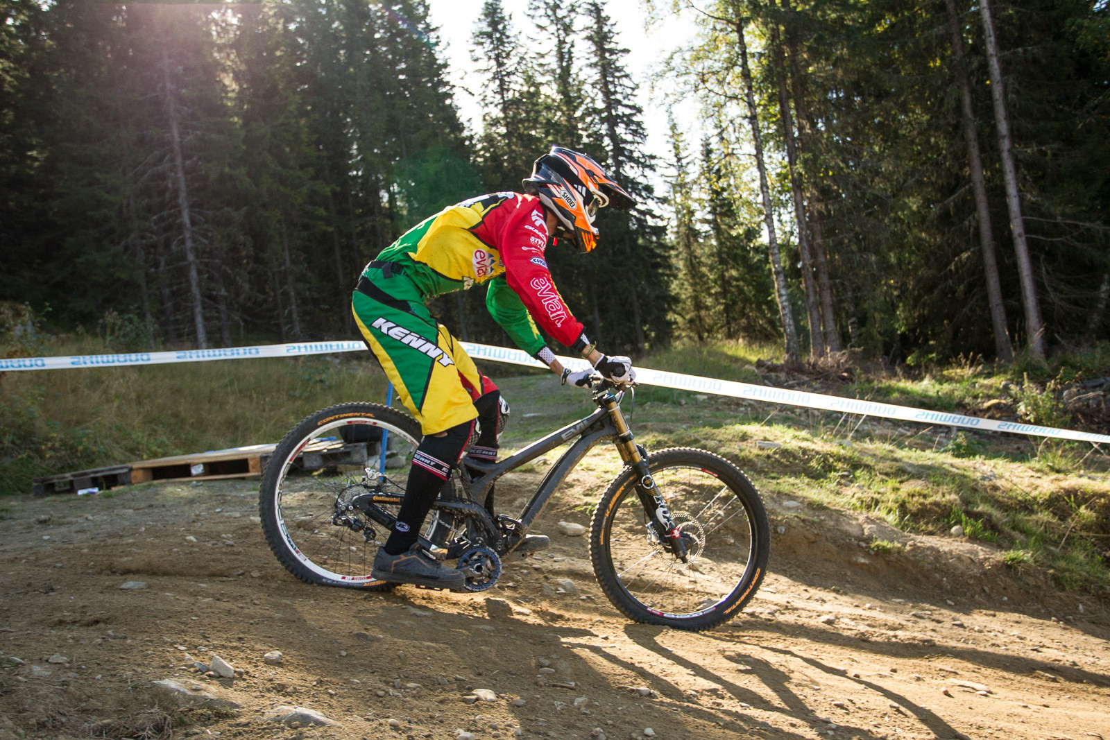 Evil Undead Bottomed Out - G-OUT PROJECT: Hafjell World Cup - Mountain Biking Pictures - Vital MTB