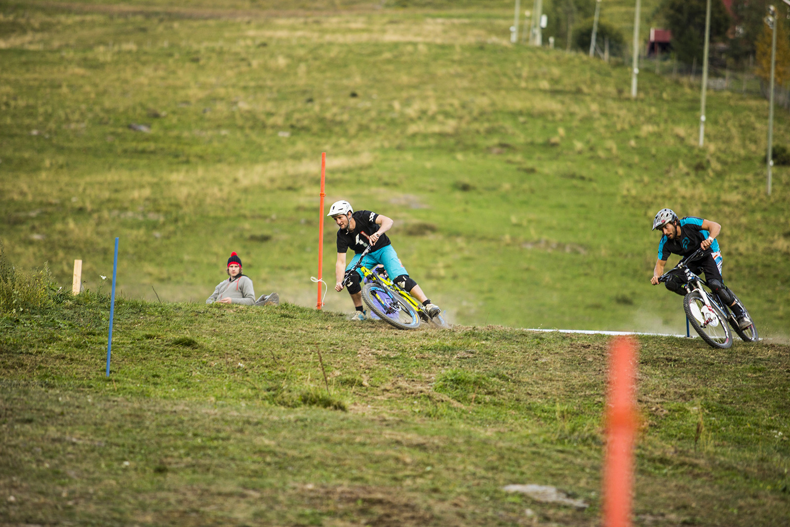 Slalom For Life - Has-Beens vs. Wannabes! Industry World Champs Race at Hafjell - Mountain Biking Pictures - Vital MTB