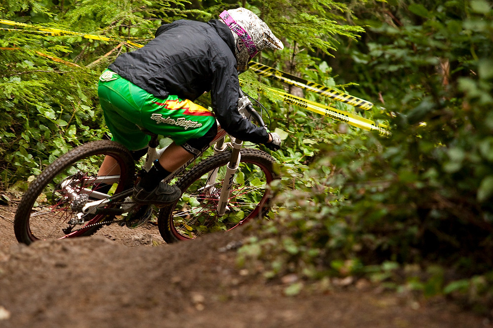 Anka Martin - Port Angeles ProGRT Practice - Mountain Biking Pictures - Vital MTB