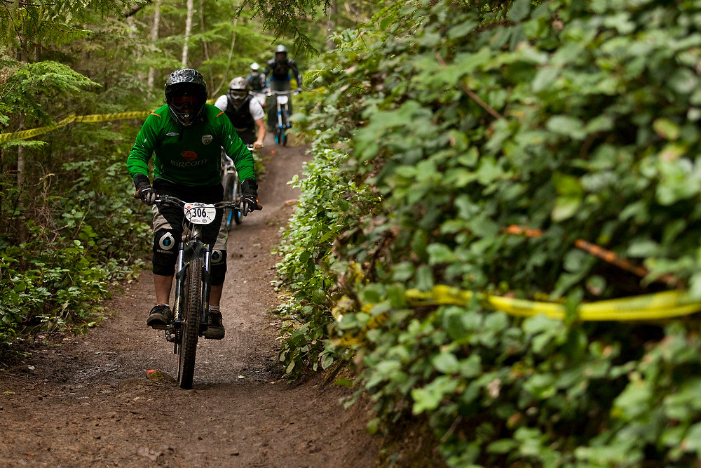 Solid rider turn out - Port Angeles ProGRT Practice - Mountain Biking Pictures - Vital MTB
