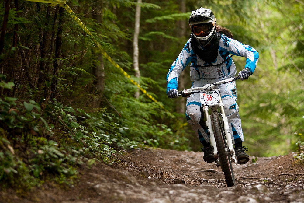 Katie Holden - Port Angeles ProGRT Practice - Mountain Biking Pictures - Vital MTB