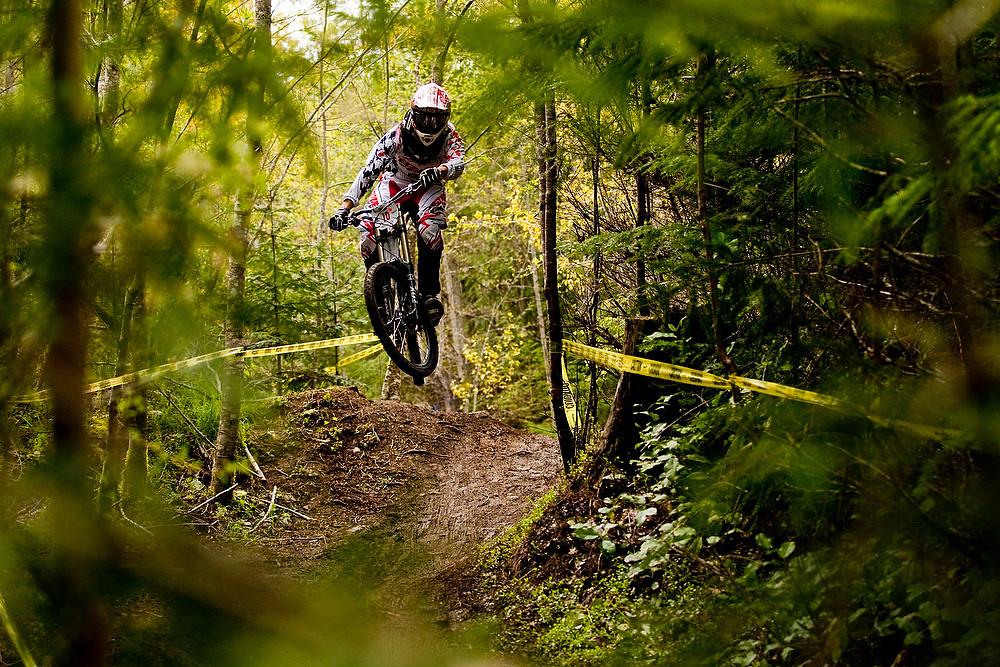Andrew Neethling - Port Angeles ProGRT Practice - Mountain Biking Pictures - Vital MTB