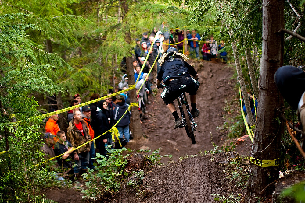 Canadian bruiser - Port Angeles ProGRT Practice - Mountain Biking Pictures - Vital MTB
