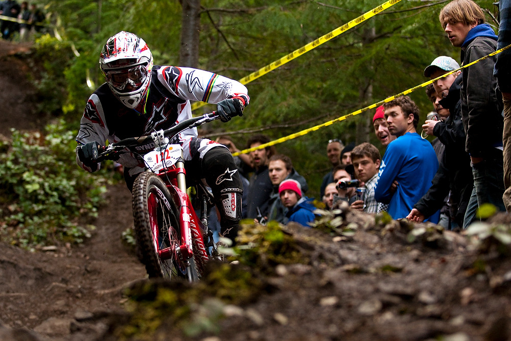 Greg Minnaar - Port Angeles ProGRT Practice - Mountain Biking Pictures - Vital MTB