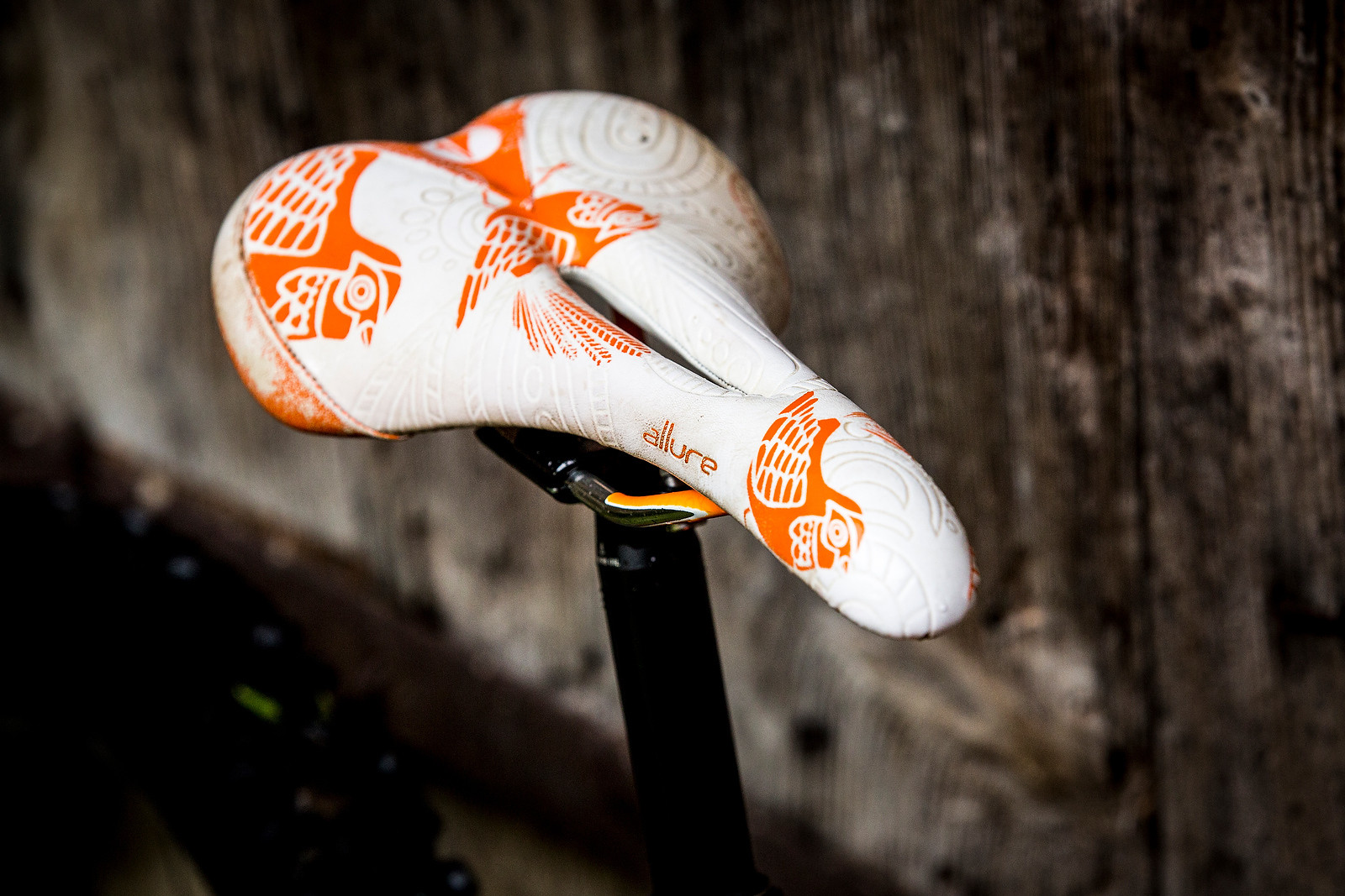 SDG Women's Alure Saddle Designed by Anka Martin - WINNING BIKE: Anka Martin's Custom 150mm-travel Juliana Furtado - Mountain Biking Pictures - Vital MTB