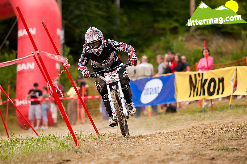 Tracy Moseley - 2009 UCI World Cup Maribor - Day 4 - Mountain Biking Pictures - Vital MTB