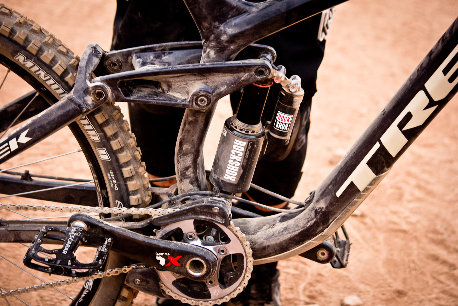 87893508ff6 Semenuk's Trek Session Park for Rampage 2013 - Rampage Pro Bike ...