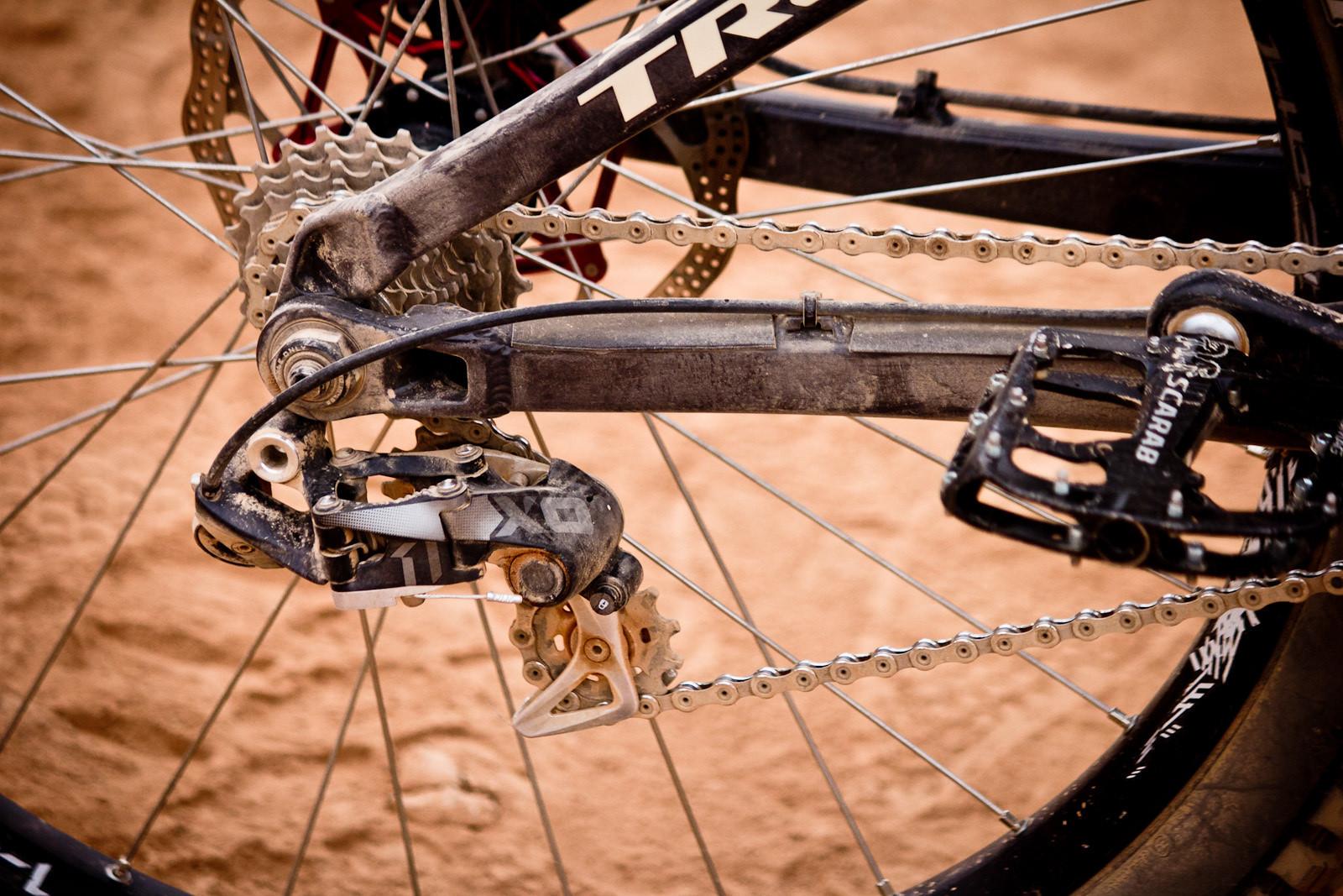 8b4c9659b67 Semenuk's Trek Session Park for Rampage 2013 - Rampage Pro Bike: Brandon  Semenuk's Trek Session Park - Mountain Biking Pictures - Vital MTB