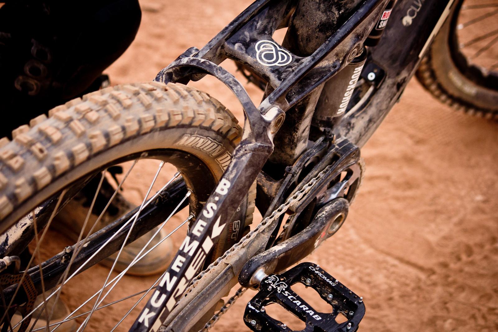 4a816837d11 Semenuk's Trek Session Park for Rampage 2013 - Rampage Pro Bike: Brandon  Semenuk's Trek Session Park - Mountain ...