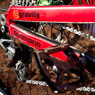 Rampage Pro Bike: Kelly McGarry's Diamondback DB8