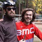 Scott Chapin and Aaron Bradford