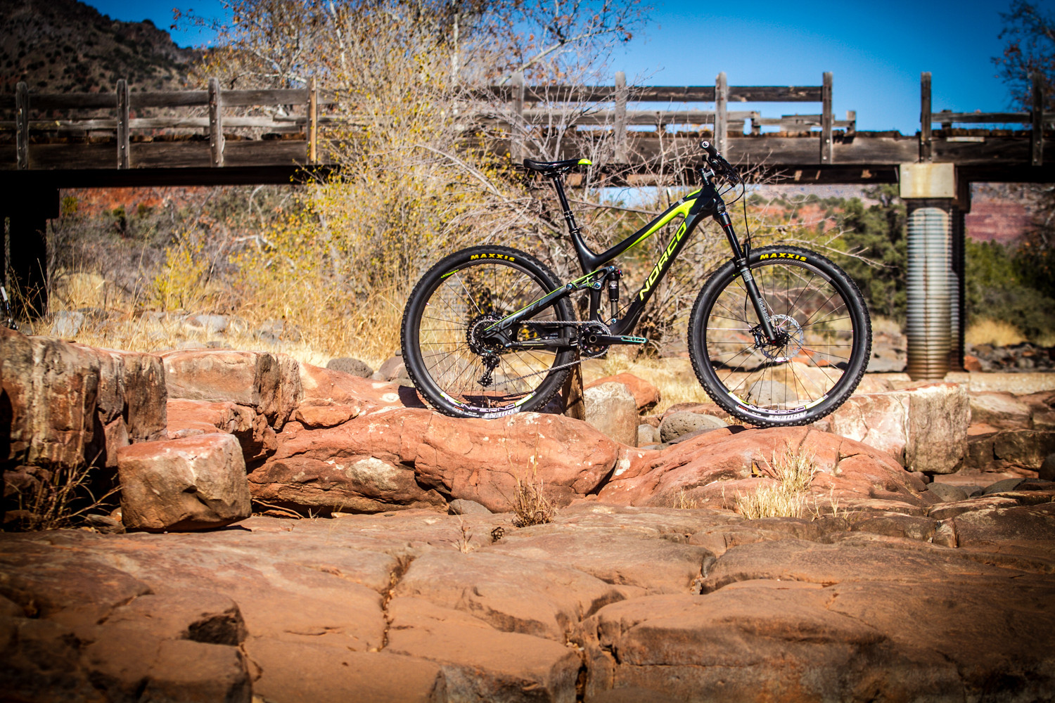 2014 Norco Sight Carbon 7.1 - 2014 Test Sessions: Norco Carbon Sight - Mountain Biking Pictures - Vital MTB