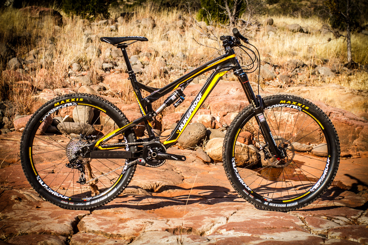 2014 Nukeproof Mega AM 275 Pro - 2014 Test Sessions: Nukeproof Mega AM 275 Pro - Mountain Biking Pictures - Vital MTB