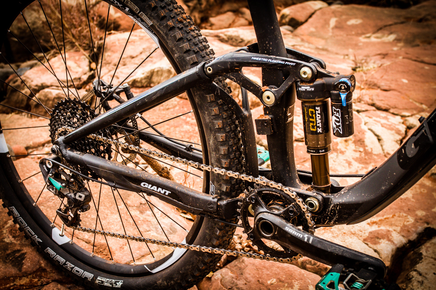 Giant Trance Advanced SX 27.5 - 2014 Test Sessions: Giant Trance Advanced SX 27.5 - Mountain Biking Pictures - Vital MTB
