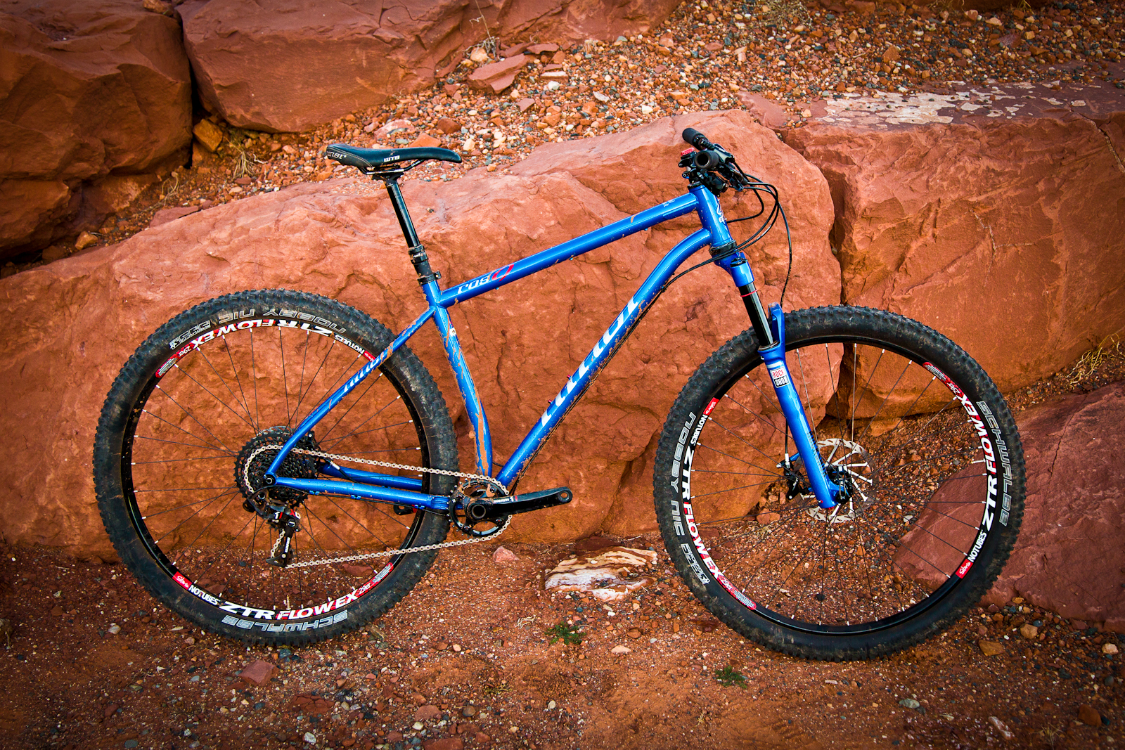 4f7182cc27d 2014 Niner ROS 9 - 25 Mountain Bikes Tested - Vital MTB Test ...
