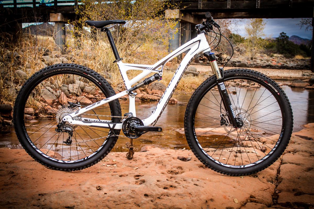 25 Mountain Bikes Tested - Vital MTB Test Sessions 2014 - 25 ...