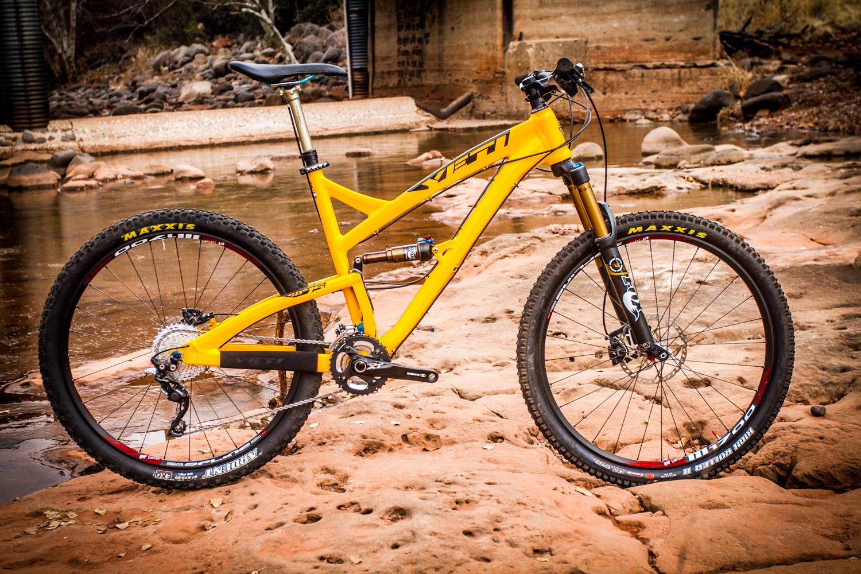 2014 Yeti SB75 Race - 25 Mountain Bikes Tested - Vital MTB