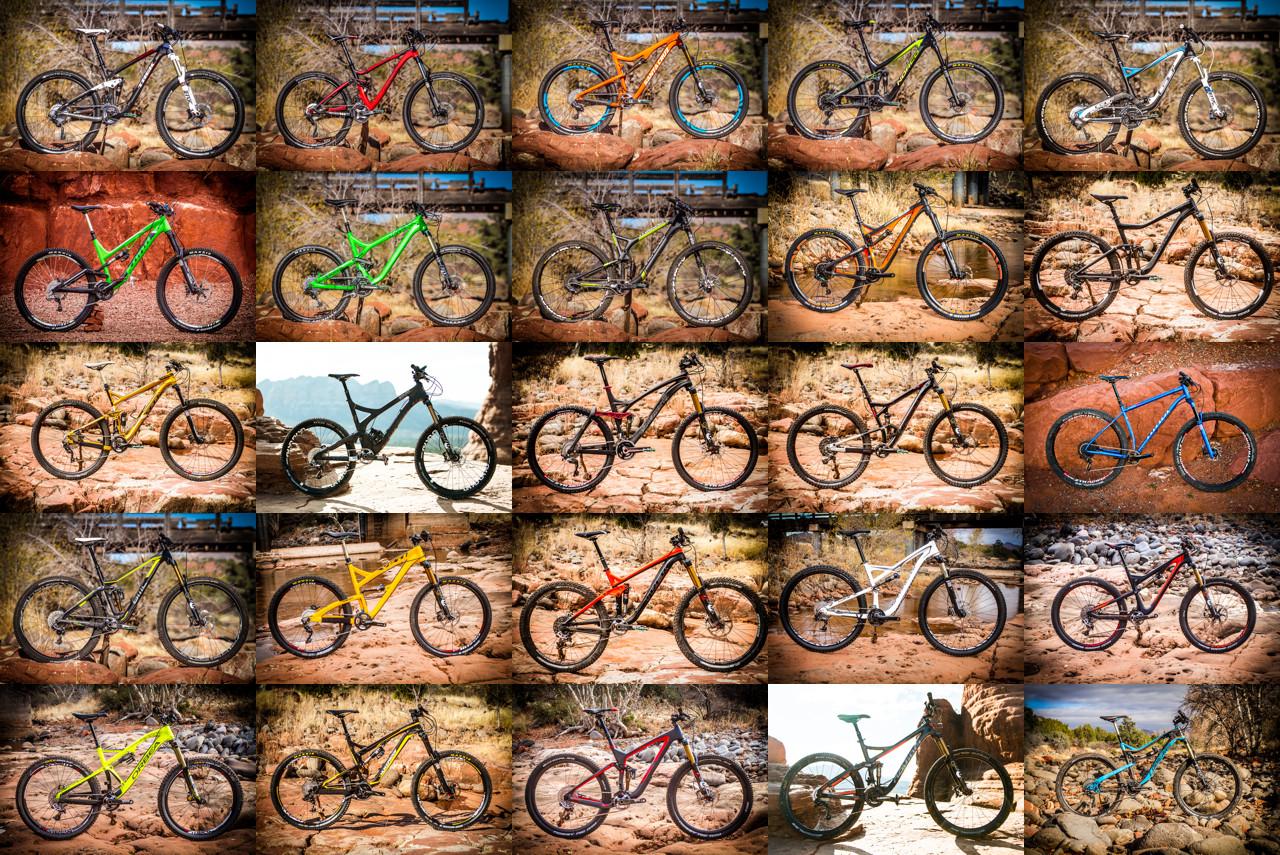 25 Mountain Bikes Tested - Vital MTB Test Sessions 2014 - 25 Mountain Bikes Tested - Vital MTB Test Sessions 2014 - Mountain Biking Pictures - Vital MTB