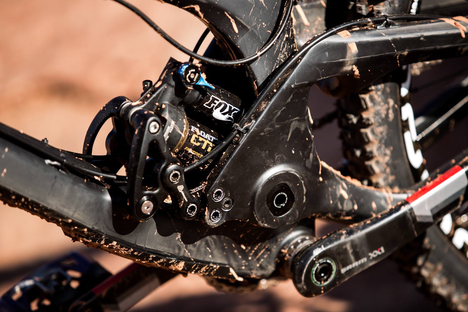 2014 Evil Uprising - 2014 Test Sessions: Evil Uprising - Mountain Biking Pictures - Vital MTB