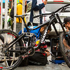 Prototype Giant Glory DH 27.5 for Marcelo Gutierrez