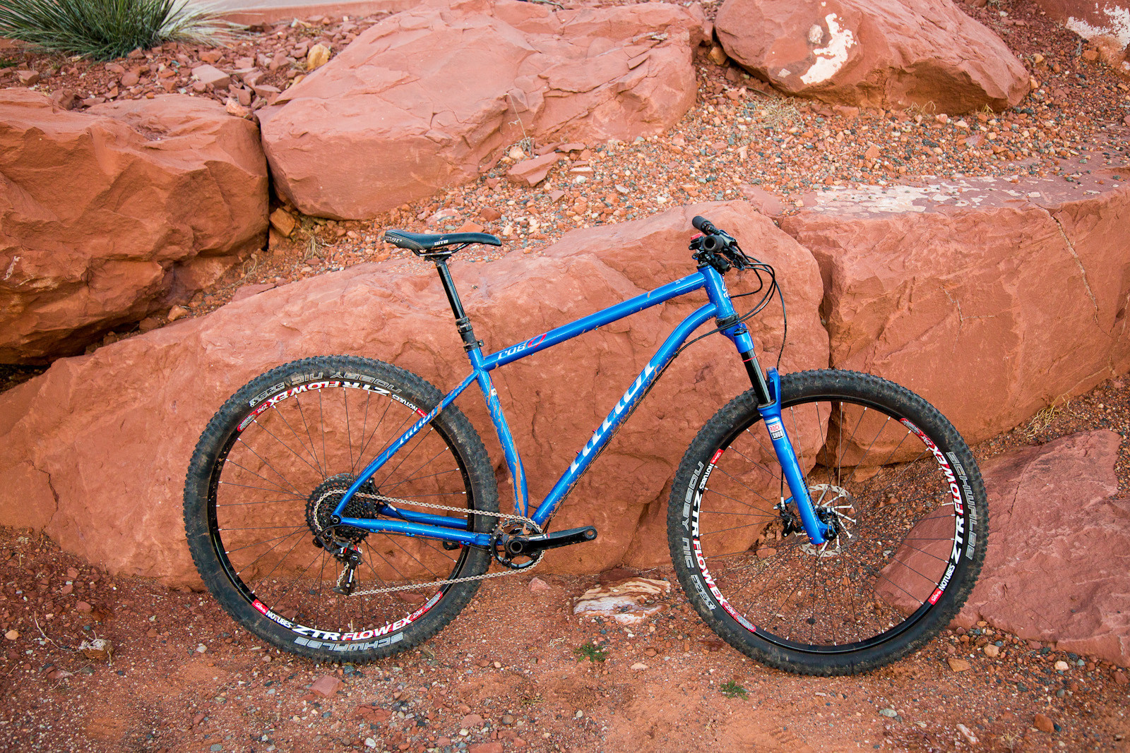 2014 Niner ROS 9 X01 - 2014 Test Sessions: Niner ROS 9 X01 - Mountain Biking Pictures - Vital MTB