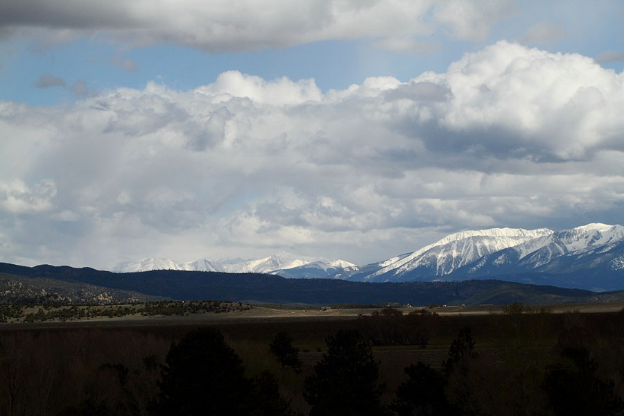 Backdrop of Beauty - Mountain States Cup #2, Chalk Creek Stampede - Mountain Biking Pictures - Vital MTB