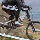 All New Lapierre Prototype DH Bike Spotted in Fort William