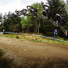 Brendan Fairclough Massive Whip Sequence at Fort William