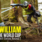 32 Photos - Fort William Before the World Cup - British Down Series Round 2