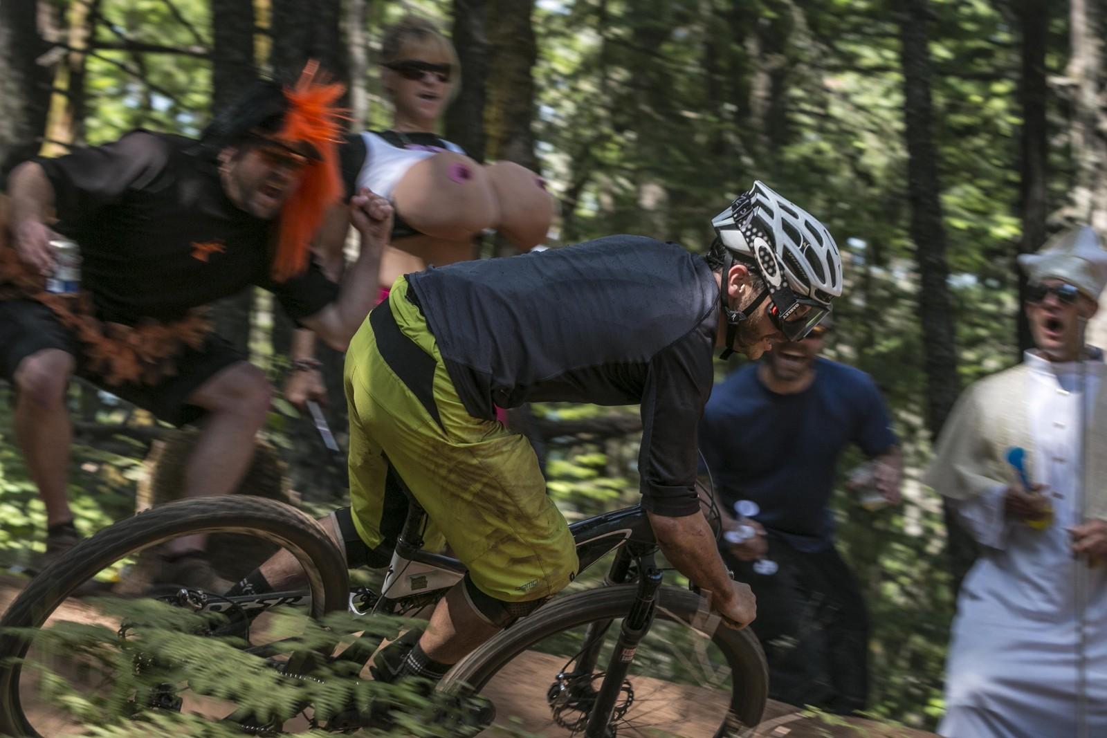 Ryan Cleek - Oregon Enduro Series, Hood River - Oregon Enduro Hood River - Mountain Biking Pictures - Vital MTB