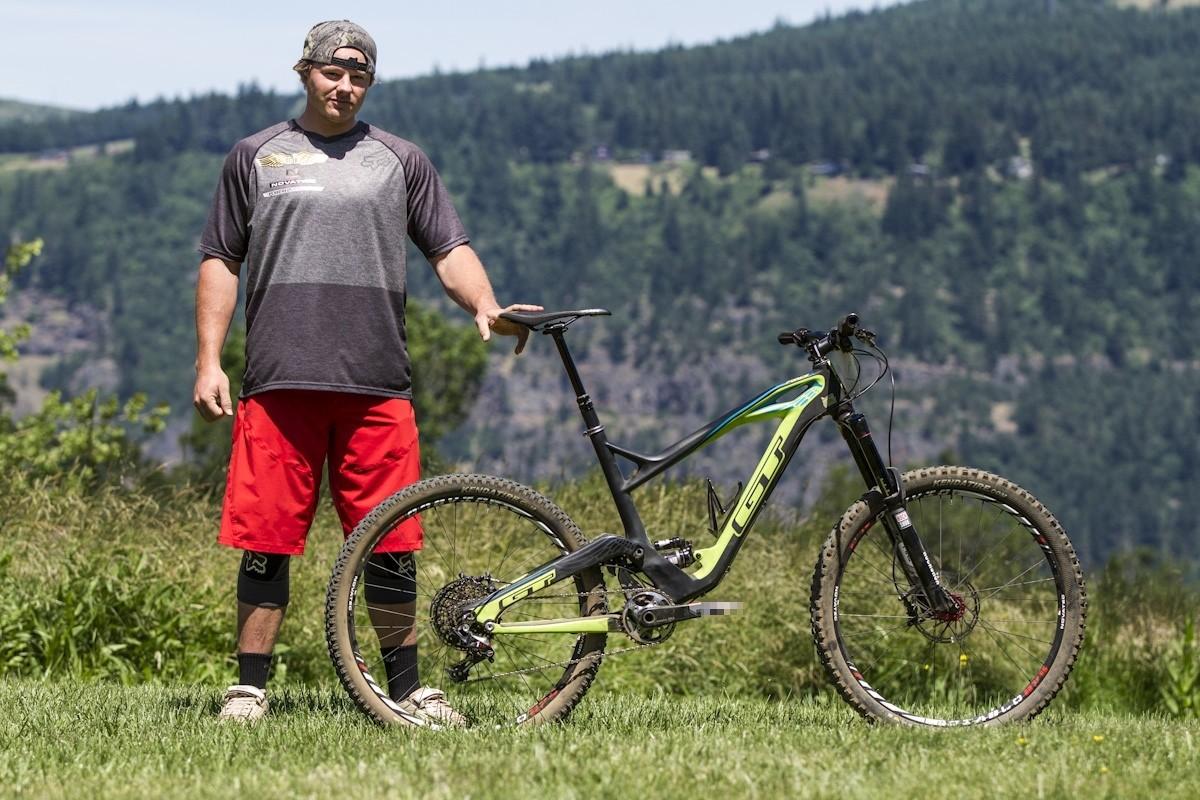 Pro Bike Check: Kyle Strait's GT Force X Expert - Pro Bike Check: Kyle Strait's GT Force X Expert - Mountain Biking Pictures - Vital MTB