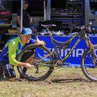 Pro Bike Check: Joe Lawwill's Pivot Mach 6 with Shimano Build