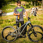 WINNING BIKE: Anthony Messere's Morpheus Vimana