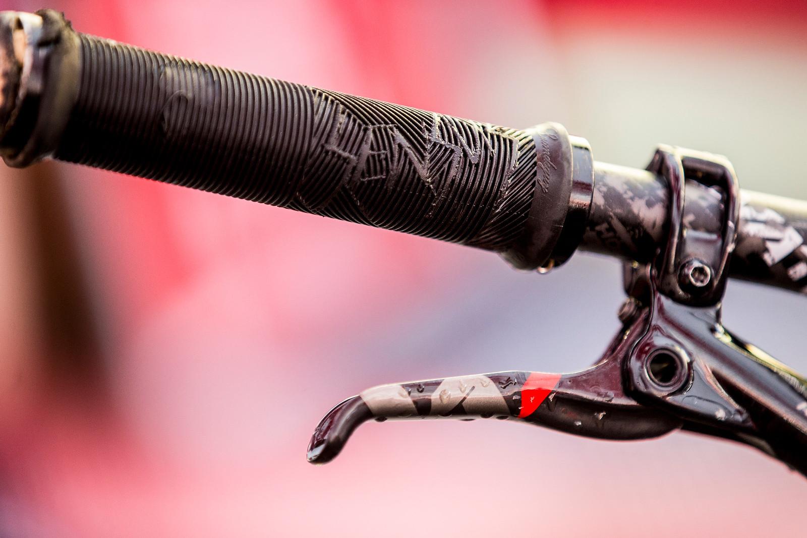 WINNING BIKE: Anthony Messere's Morpheus Vimana Slope - WINNING BIKE: Anthony Messere's Morpheus Vimana - Mountain Biking Pictures - Vital MTB