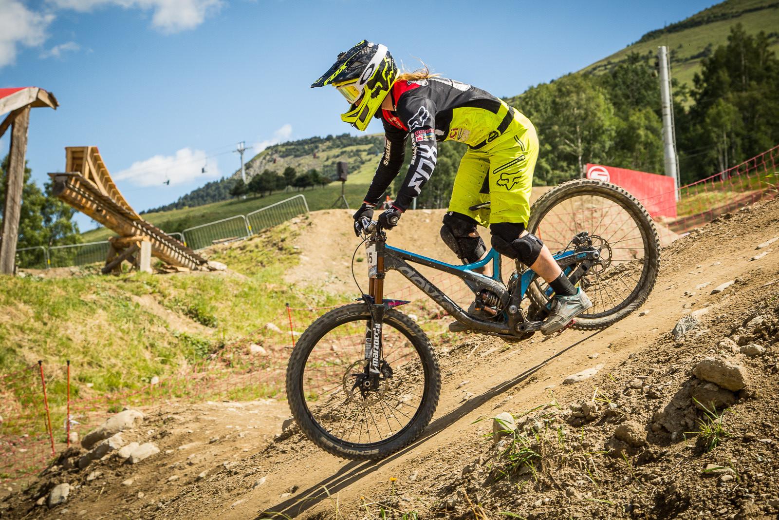 Devinci Wilson G-Out - G-Out Project: Crankworx L2A Air DH - Mountain Biking Pictures - Vital MTB