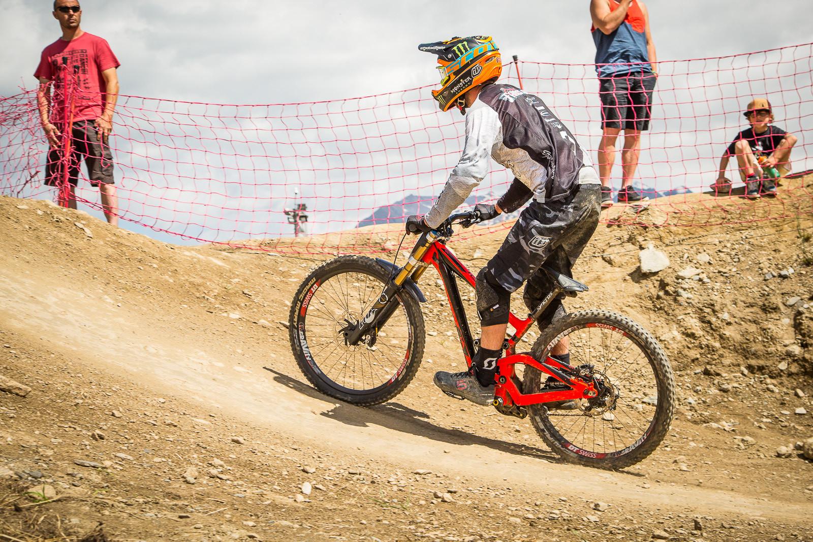 Brendan Fairclough, Scott Gambler G-Out - G-Out Project: Crankworx L2A Air DH - Mountain Biking Pictures - Vital MTB
