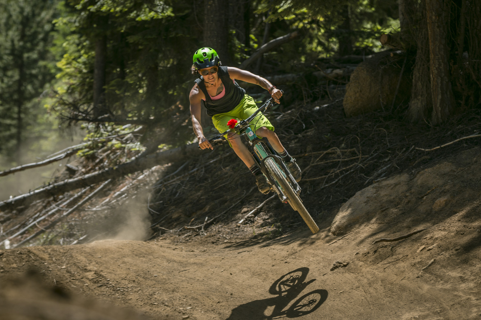 Race Report: Oregon Enduro Series 2, Bend - Abby Hippely 1st Place