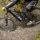 Prototype Ibis 27.5 Bike Spotted at EWS