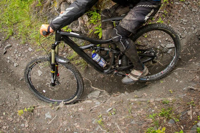 Prototype Ibis 27.5 Bike Spotted at EWS