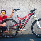 Pro Bike Check: Brian Lopes' Intense Tracer T275