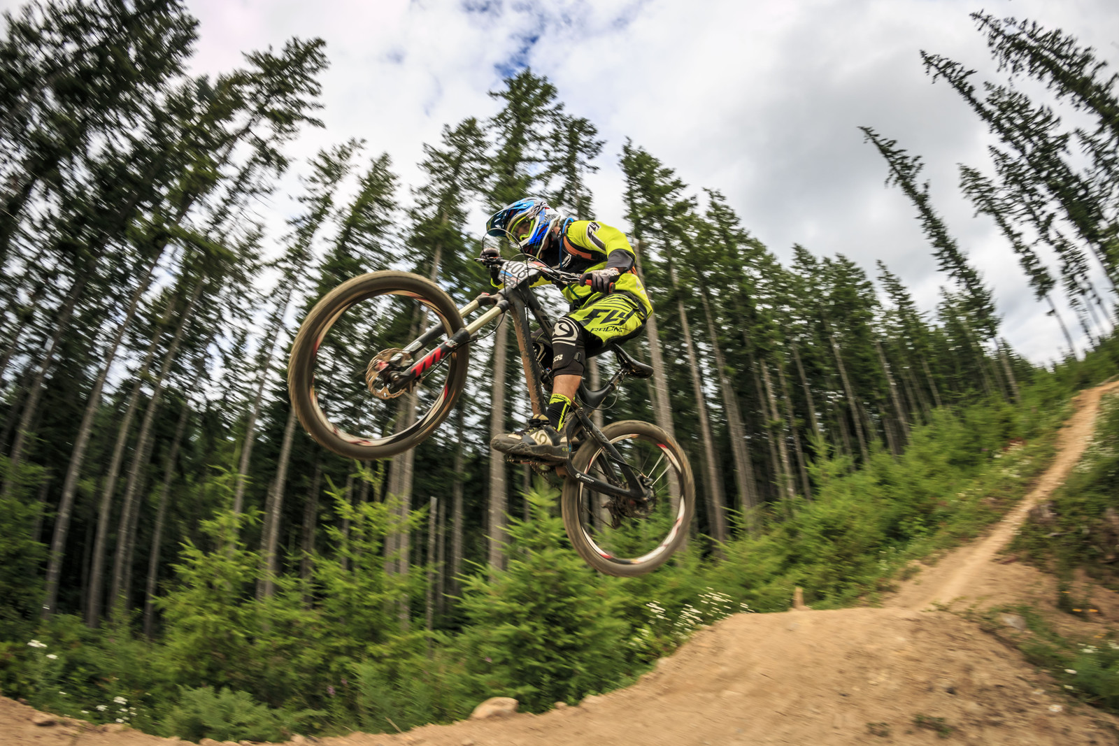 Jason McFarland, Oregon Enduro, Cold Creek - 2014 Oregon Enduro, Cold Creek - Mountain Biking Pictures - Vital MTB
