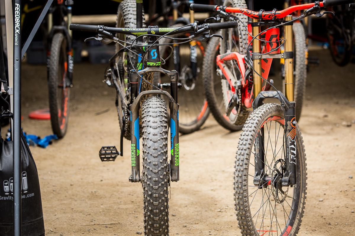 Scott Pits - PIT BITS - 2014 Enduro World Series Colorado Freeride Festival - Mountain Biking Pictures - Vital MTB